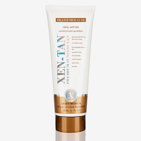 Автозагар для тела Premium Sunless Tan, Xen-Tan
