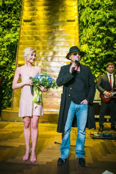 Полина Гагарина (певица) и Дмитрий Нагиев (актер, телеведущий)