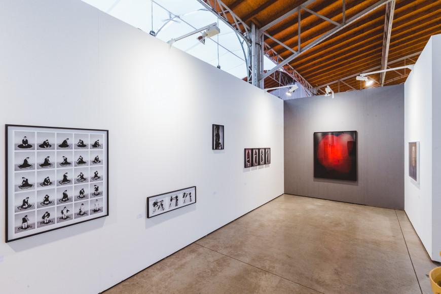 Стенд Gallery Taik Persons (Берлин)