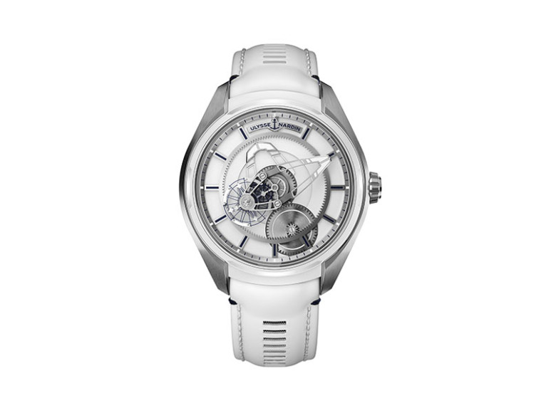 Часы Freak X Ice, Ulysse Nardin