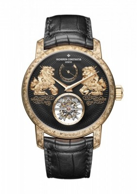 Часы Traditionnelle Tourbillon, Vacheron Constantin