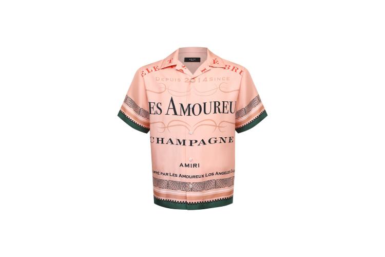 Рубашка Amiri, 84 050 руб. (ЦУМ)