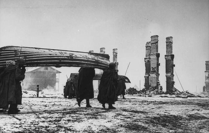 Всеволод Тарасевич. Подготовка к форсированию Невы. Ленинградская обл.,1941