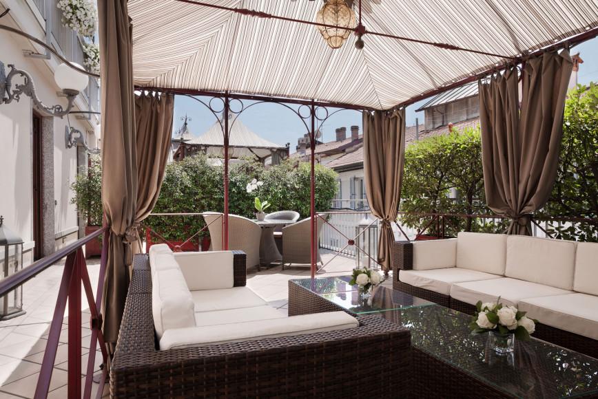 Сьют Montenapoleone Terrace