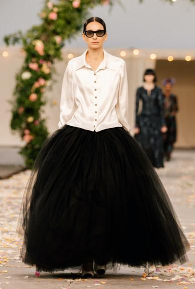 Chanel Couture, весна-лето 2021