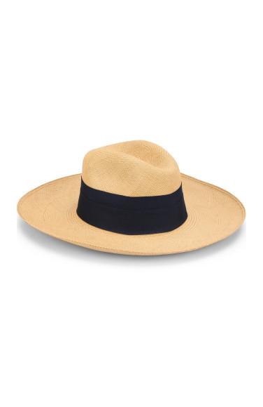 ARTESANO Соломенная шляпа с лентой