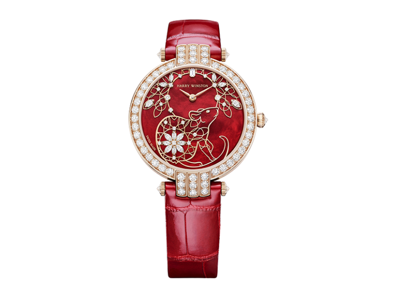 Premier Chinese New Year Automatic 36мм, Harry Winston