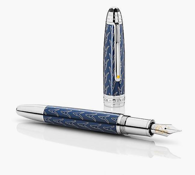 Перьевая ручка Meisterstück Le Petit Prince Solitaire LeGrand, Montblanc, 111 600 руб.