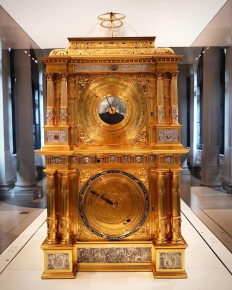 Планетарные часы, 1563–1568