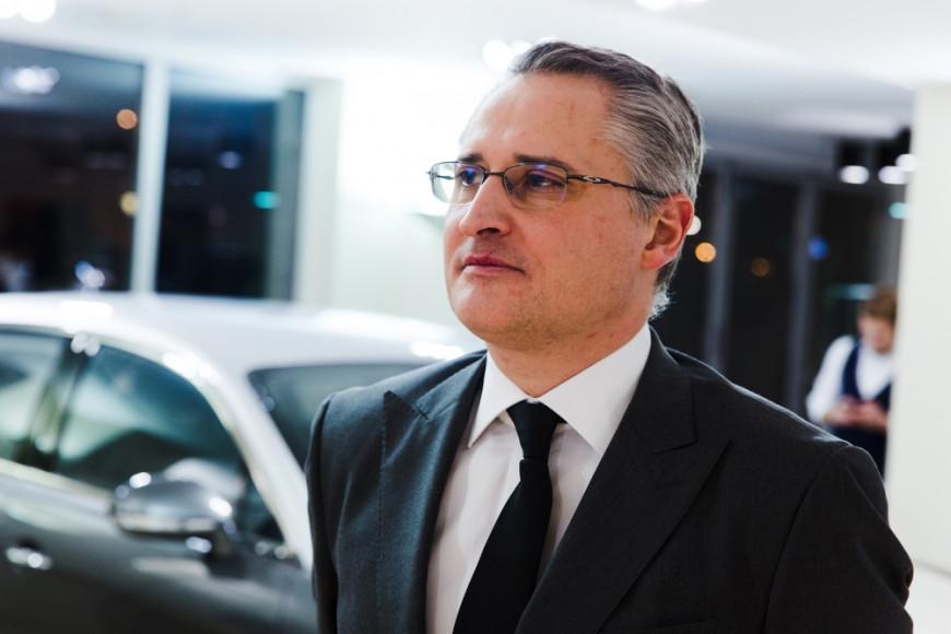 Жан-Кристоф Каттин (генеральный директор Vertu Russia)