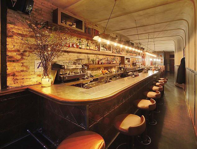5 место: Attaboy bar, Нью Йорк