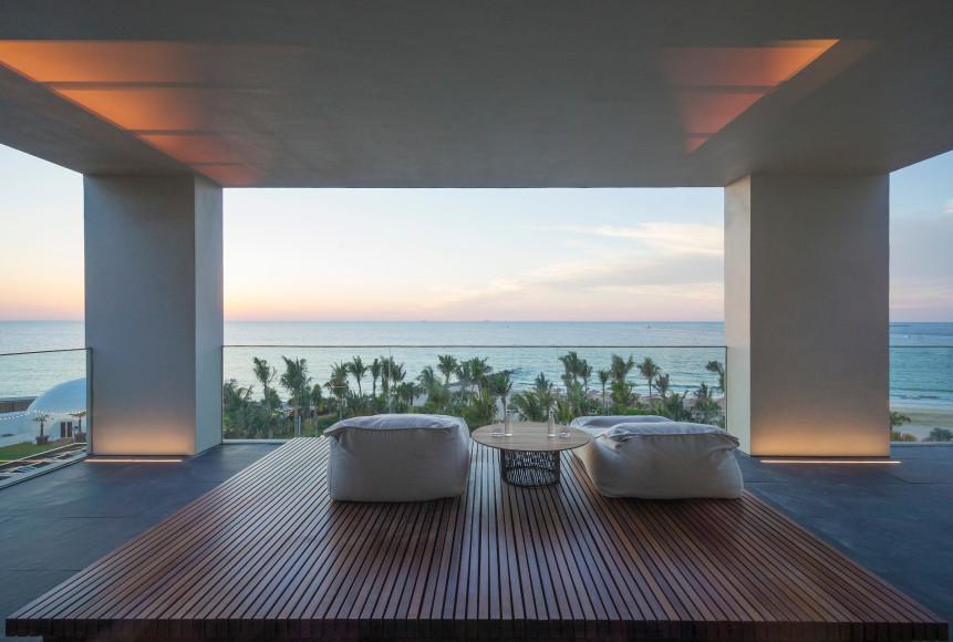 Балкон, Presidential Suite