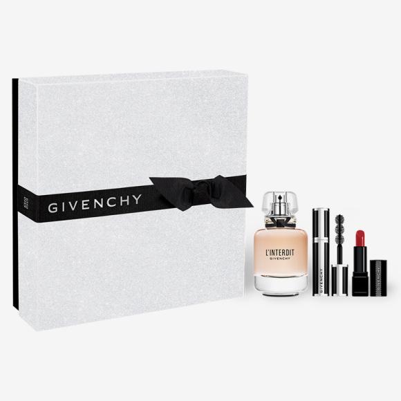 Подарочный набор с парфюмированной водой L'Interdit, Givenchy. Цена по запросу