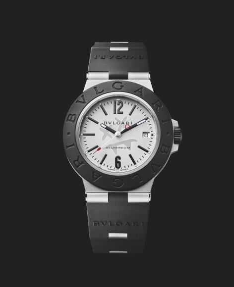 Часы Bvlgari Aluminium Steve Aoki