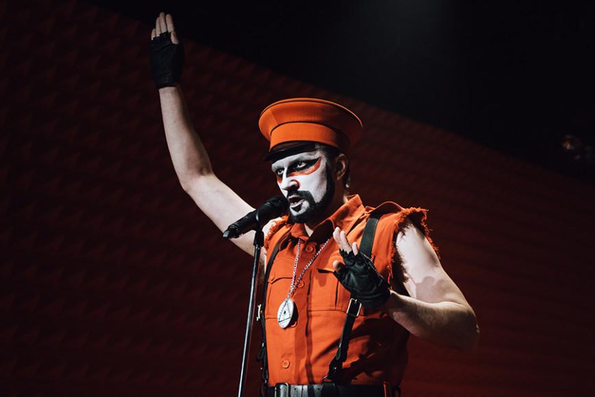 Фото: пресс-служба театра «Практика»