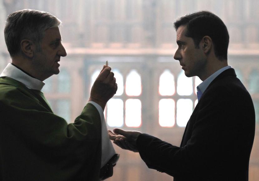 Кадр из фильма «С божьей милостью»