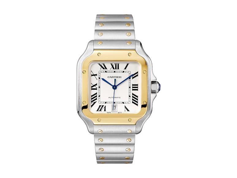 Часы Santos de Cartier, Cartier