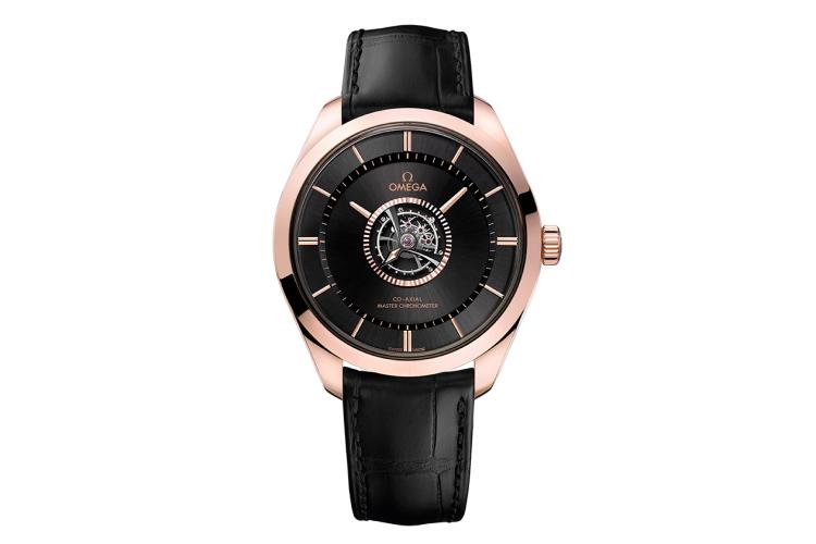 Часы De Ville Tourbillon, Omega