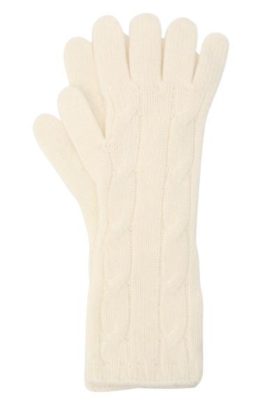 Кашемировые перчатки Ralph Lauren 42 750 руб.