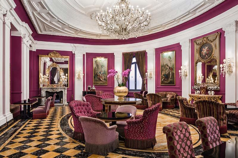 Кафе Baglioni, Baglioni Hotel Regina
