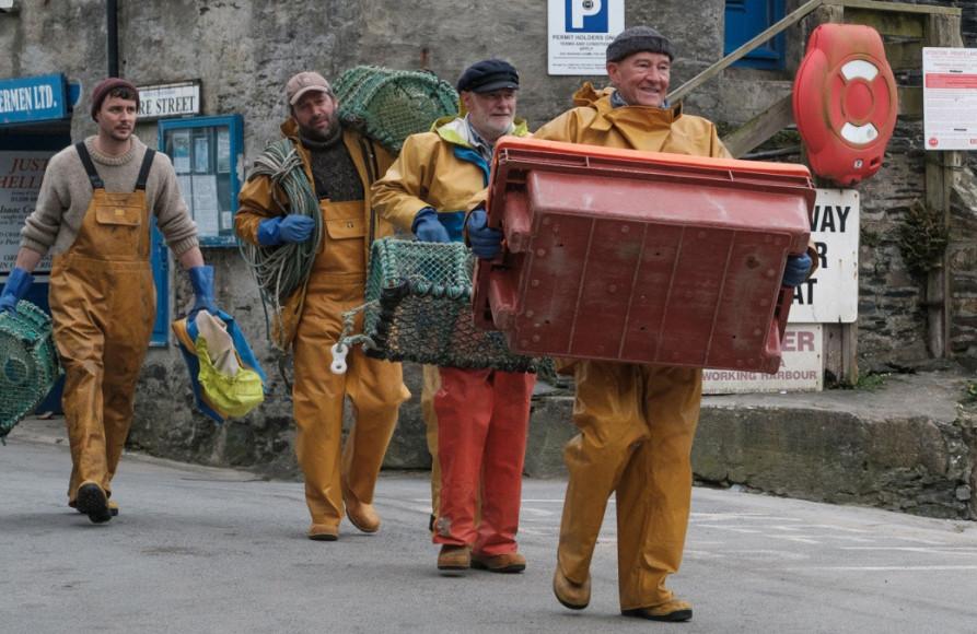 Кадр из фильма «Друзья рыбака»