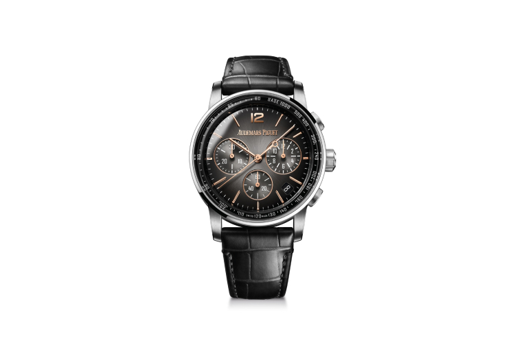 Часы Code 11.59 Chronograph Automatique, Audemars Piguet, 3 775 000 руб. (Audemars Piguet)