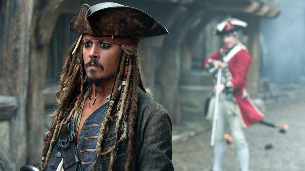 Джонни Депп («Пираты Карибского моря: мертвецы не рассказывают сказки»)