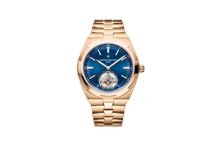 Часы Overseas Tourbillon, Vacheron Constantin