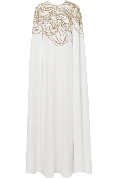 Платье Oscar de la Renta (net-a-porter.com) -223 578 руб.