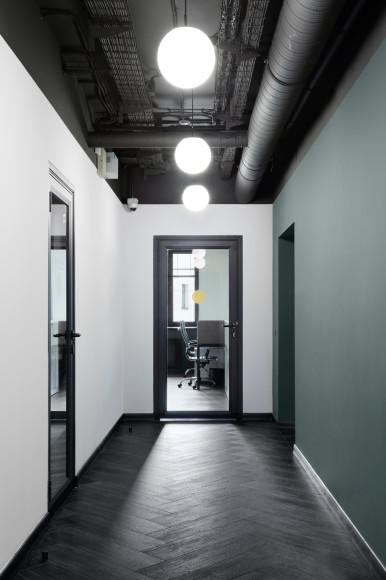 Офис в «Ключе» на Таганке (Гончарная улица, 1)