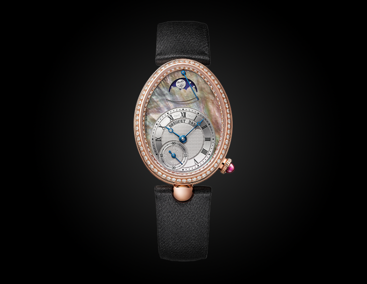 Reine de Naples 8908, Breguet, розовое золото — ₽ 3 398 000