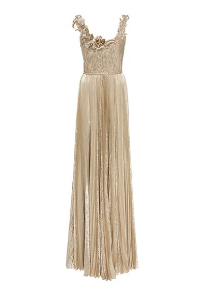 Платье Oscar de la Renta, $8290 (modaoperandi.com)