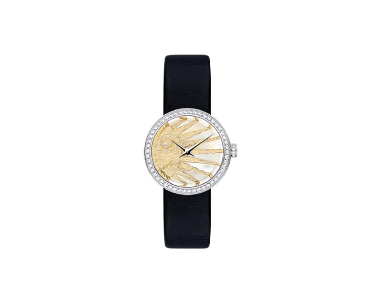 Часы La D de Dior Celeste, Dior Horlogerie, цена по запросу (Dior)