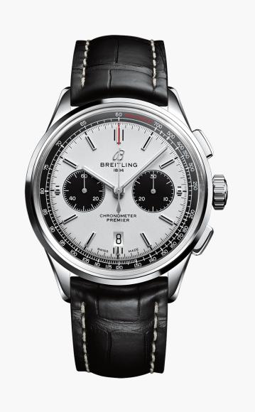 Часы Premier Chronograph,Breitling, $8400