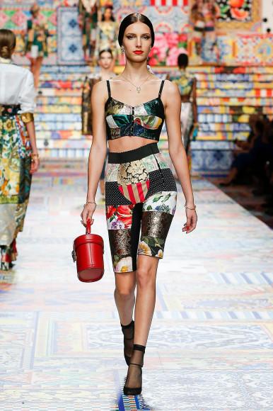 Dolce & Gabbana, весна-лето 2021