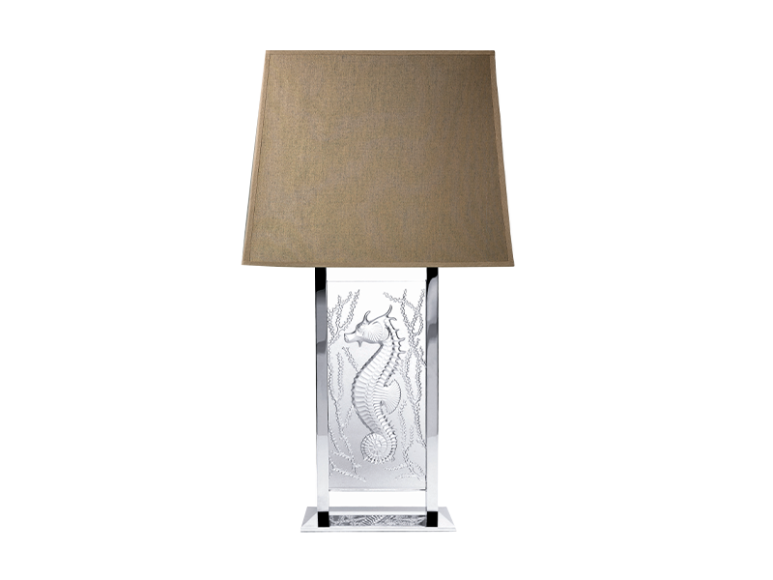 Лампа Poseïdon, Lalique, 287 000 руб. (Третьяковский проезд)