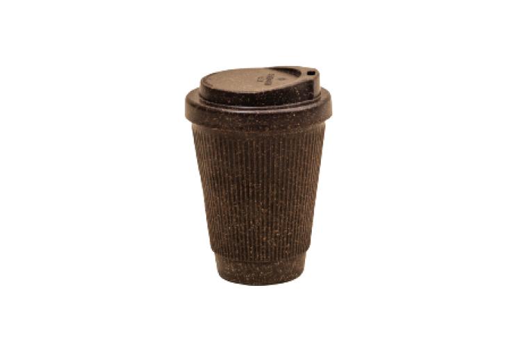 Кружка Kaffeeform из переработанной кофейной гущи, €15,90 (kaffeeform.com)