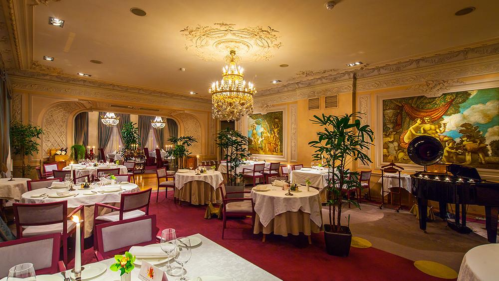 Ресторан «Палкинъ», Санкт-Петербург