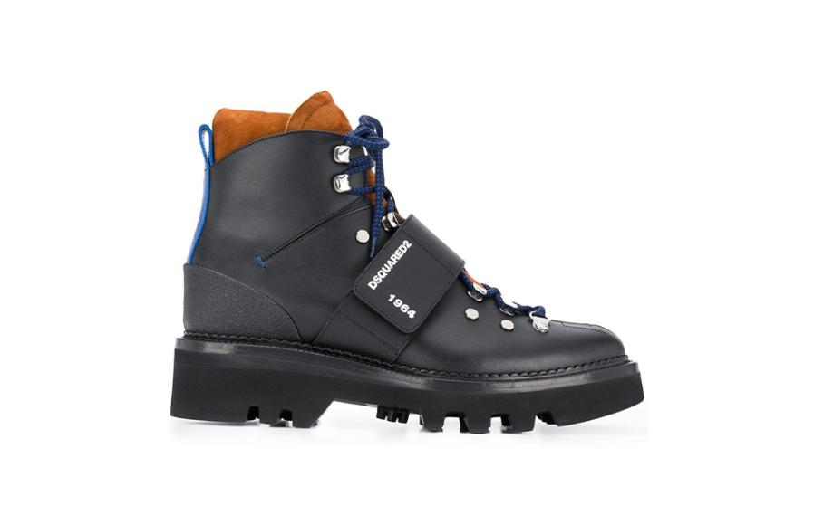 Мужские ботинки Dsquared2, 70 300 руб. (farfetch.com)