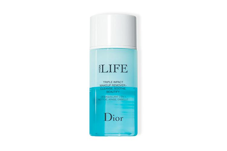 Средство для снятия макияжа тройного действияHydra Life, Dior