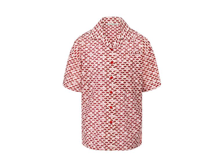 Женская рубашка Acne Studios, 38 550 руб. (tsum.ru)