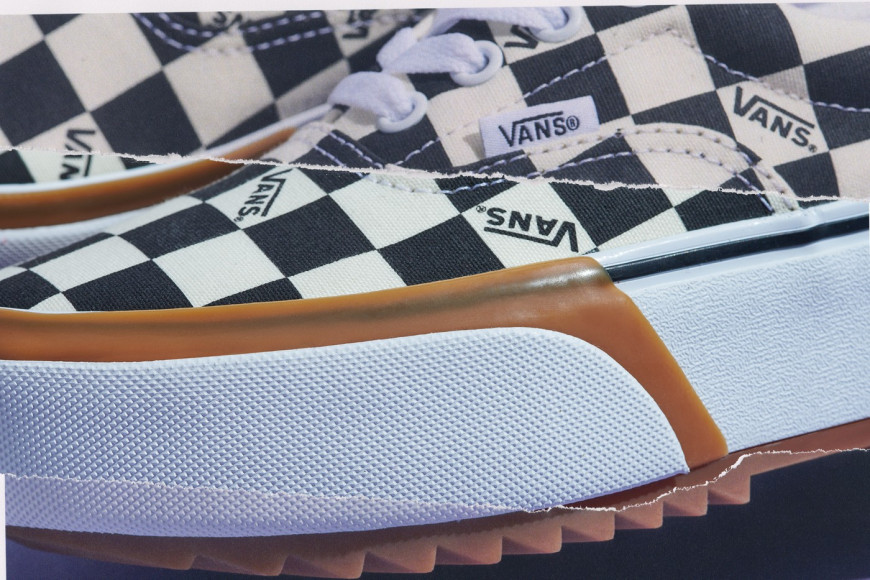 Vans Stacked Pack