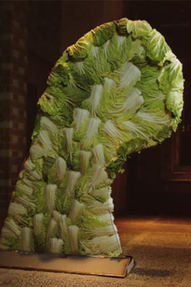 «Волны китайской капусты», 1992