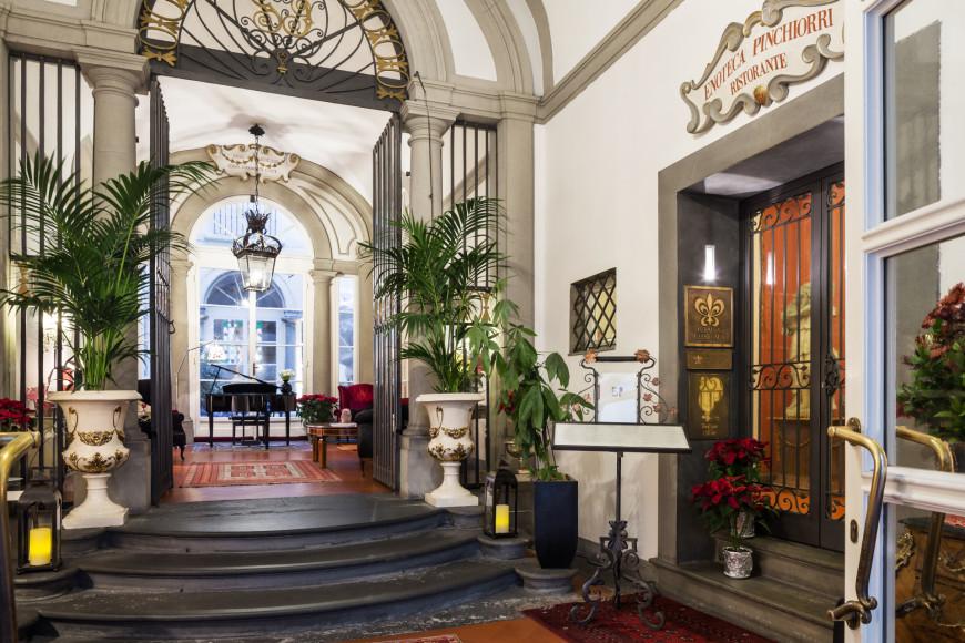 Отель Baglioni Relais Santa Croce, Флоренция