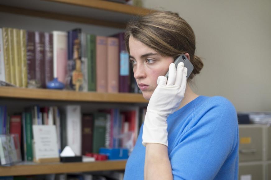 Кадр из фильма «Незнакомка»