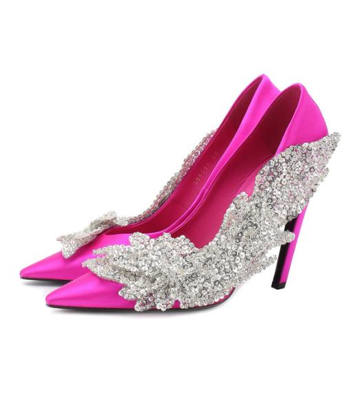 Туфли Slash, Balenciaga (ЦУМ) — 79950 руб.