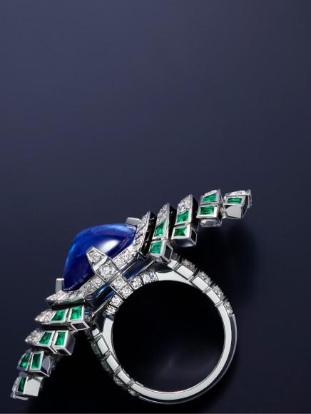 Кольцо Parhelia из коллекции Sixieme Sens, Cartier