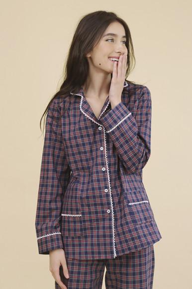Хлопковая пижама Primrose, 9000 руб.