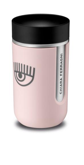 Термокружка Nomad Travel Mug из коллаборации Nespresso X Chiara Ferragni