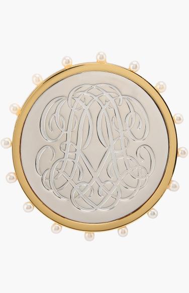 Брошь Ralph Lauren (Третьяковский проезд), 26 250 руб.